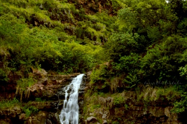 Waimea Valley, Oahu, Hawaii